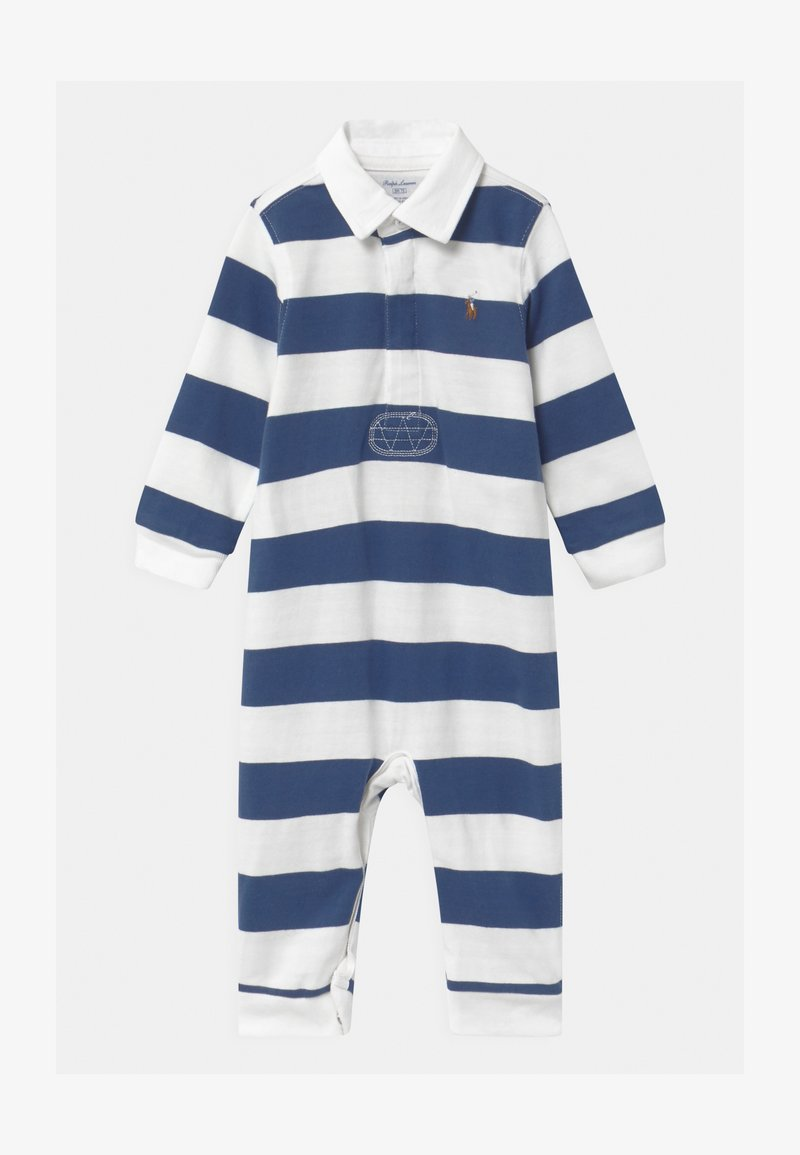 Polo Ralph Lauren - RUGBY ONE PIECE  - Combinaison - old royal multi