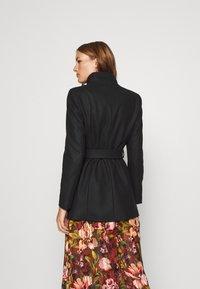 Ted Baker - ROSESS - Classic coat - black - 2
