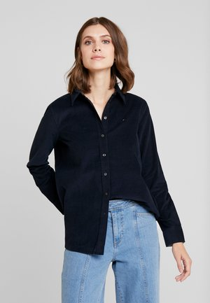 CLEO  - Button-down blouse - blue