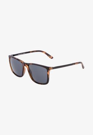 TWEEDLEDUM - Sunglasses - matte tort/matte black