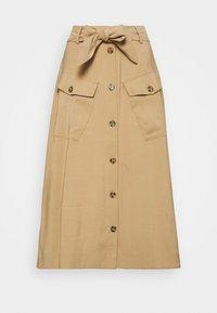 Saint Tropez - FERGIE SKIRT - A-line skirt - doeskin - 0