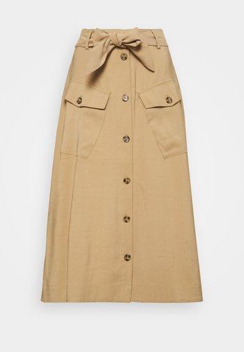 FERGIE SKIRT - A-line skirt - doeskin