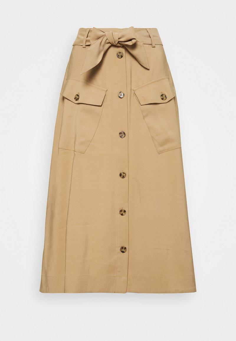 Saint Tropez - FERGIE SKIRT - A-line skirt - doeskin