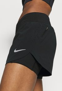 Nike Performance - ECLIPSE SHORT - Träningsshorts - black - 4