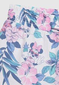 GAP - TODDLER GIRL SMOCKED  - Shorts - blue - 2