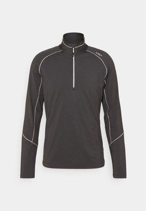 MAN  - Sweater - titanio