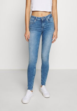 ONLBLUSH - Jeansy Skinny Fit - light blue denim