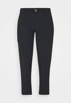 MUIR PASS™ II CROPPED PANT - 3/4 sports trousers - black