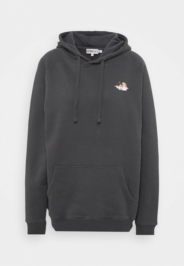 ICON ANGELS HOODIE  - Sweater - charcoal