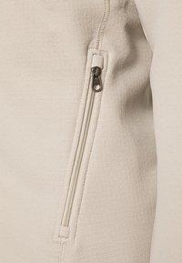 Houdini - MONO AIR - Zip-up hoodie - sandstorm - 4