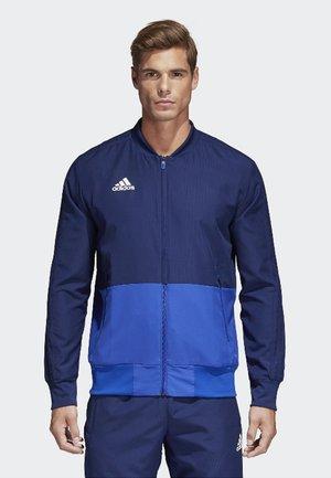 CONDIVO 18 PRESENTATION TRACK TOP - Training jacket - dark blue/bold blue/white