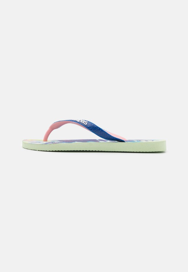 TOP FASHION - Pool shoes - green