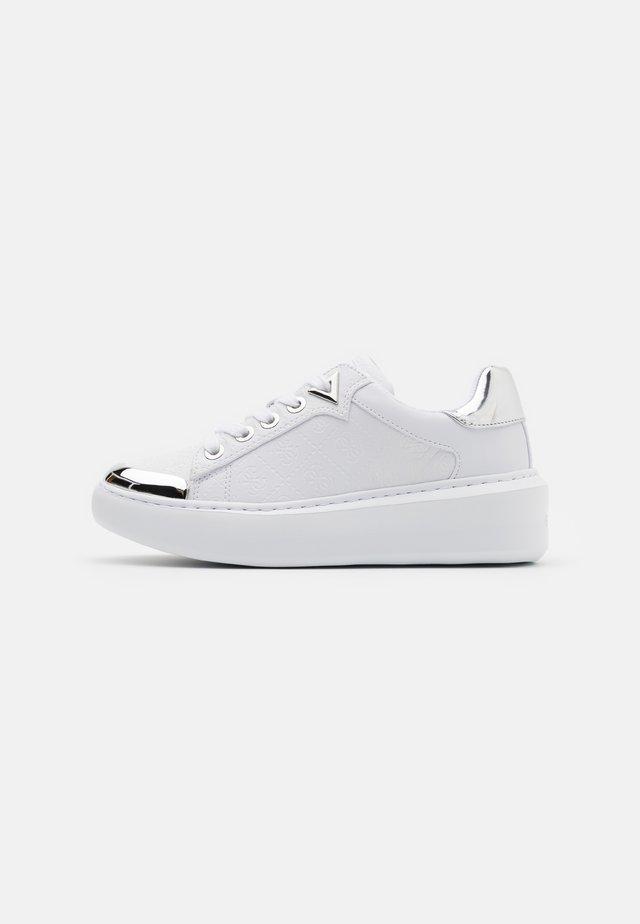 I-BRANDYN - Sneakers basse - white
