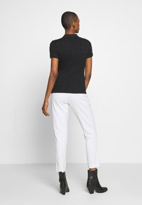 Polo Ralph Lauren - SHORT SLEEVE - Polo shirt - black - 2