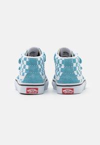 Vans - SK8 REISSUE UNISEX - Vysoké tenisky - delphinium blue/true white - 2