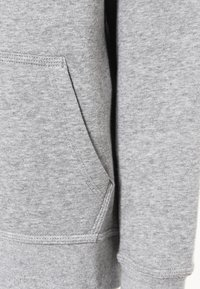 Nike Performance - Luvtröja - dk grey heather/white - 3