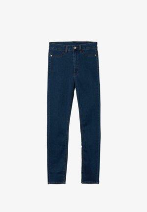 Jeggings - blu jeans scuro