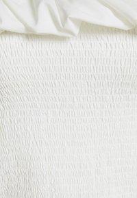 NA-KD - OFF SHOULDER  - Long sleeved top - white - 2