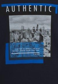 s.Oliver - Long sleeved top - dark blue - 2