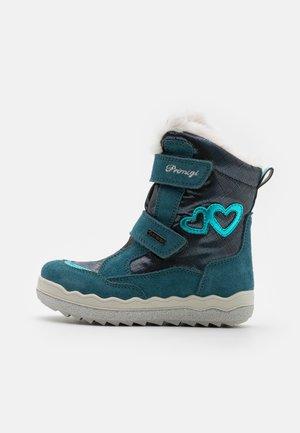 Winter boots - ottanio/petrolio