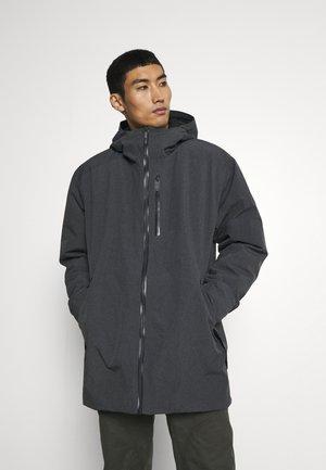RADSTEN MENS - Outdoor jacket - black heather