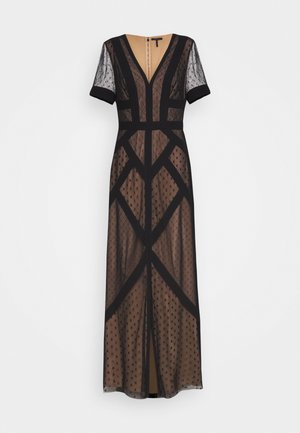 EVE LONG DRESS - Occasion wear - black