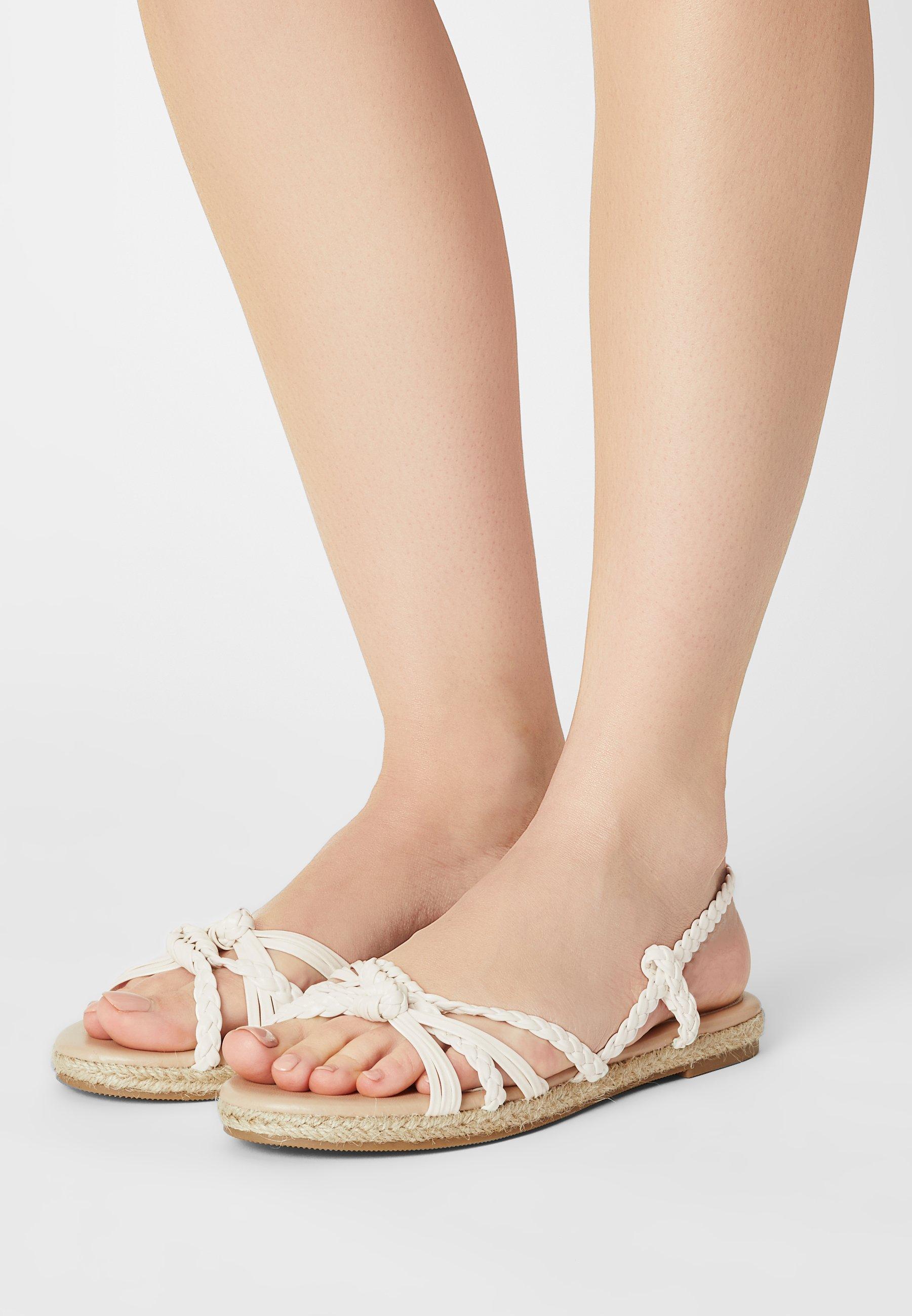 Women MULTI STRAP PLAITED - Sandals