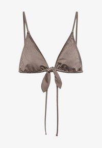Mango - PARIS - Haut de bikini - medium brown - 5