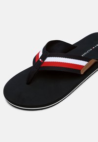 Tommy Hilfiger - CORPORATE - T-bar sandals - desert sky - 4