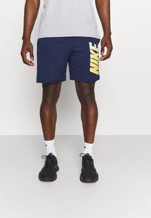 DRY SHORT - Pantaloncini sportivi - midnight navy