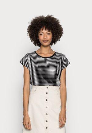 PAYA - Print T-shirt - black combi