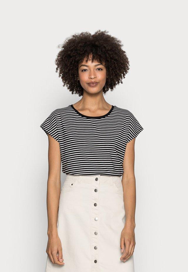 PAYA - T-shirt con stampa - black combi