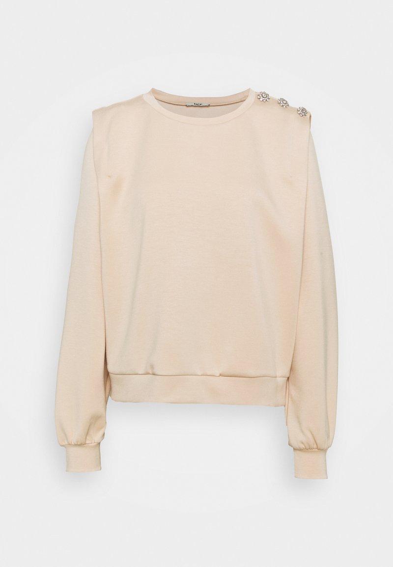 BZR - RIDA - Sweater - champagne