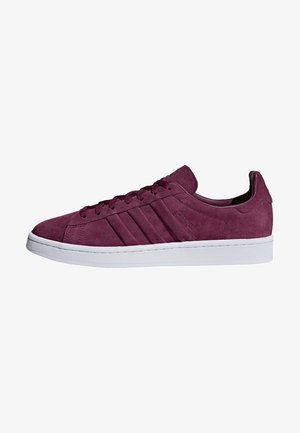 CAMPUS STITCH AND TURN - Trainers - red