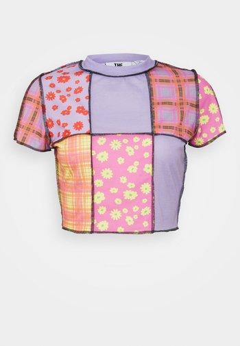 NEATO TEE - Print T-shirt - multi