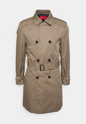 MALUKS - Trenchcoat - light/pastel brown