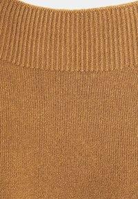 ONLY - ONLAMALIA BOATNECK - Jumper - tobacco brown - 2