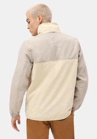 Dickies - ZIPPER POYDRAS - Windbreaker - light taupe - 2