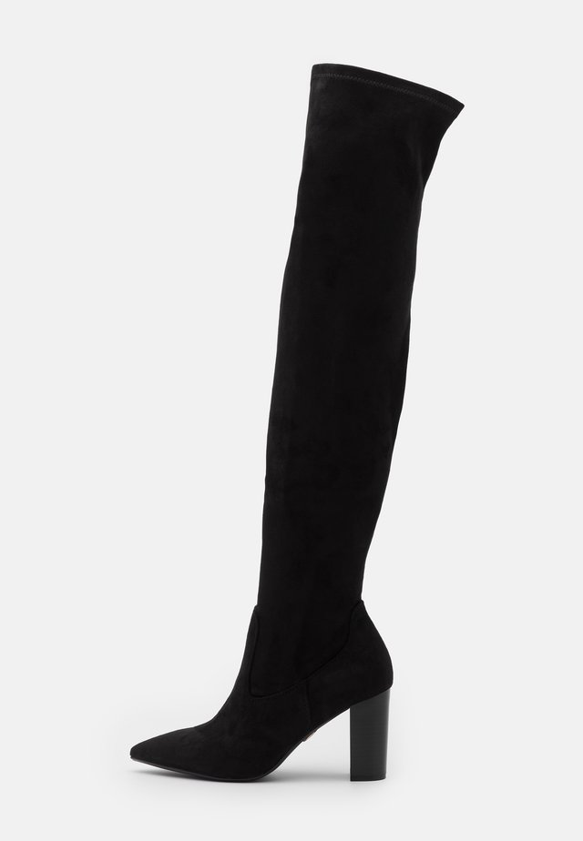 MAGDALENA - Over-the-knee boots - black