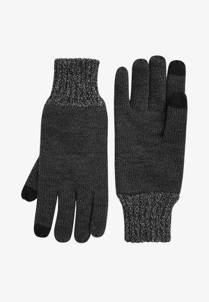 Gloves - gray
