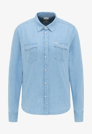 REGULAR WESTERN  - Camicia - summer blue
