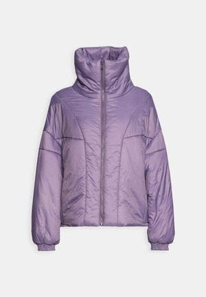CASSILS - Winter jacket - lila