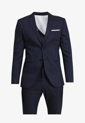 SLHSLIM FIT ACECHACO SUIT - Kostuum - dark navy
