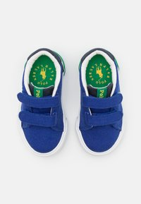Polo Ralph Lauren - GRAFTYN UNISEX - Sneakers - royal/navy/green/yellow - 3