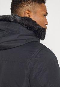 Brave Soul - Winter coat - black - 4