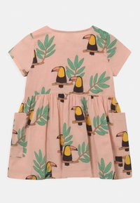 Lindex - WOVEN TOUCAN - Shirt dress - light dusty coral - 1
