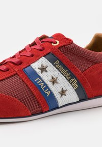 Pantofola d'Oro - IMOLA UOMO - Sneakers laag - racing red - 5