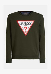 Guess - Sweatshirt - green - 1