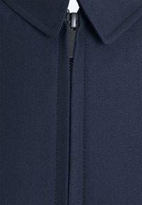 Isaac Dewhirst - HARRINGTON JACKET DRAWCORD TROUSERS SET - Summer jacket - dark blue - 9