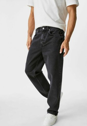 ARCHIVE - Relaxed fit jeans - denim gray